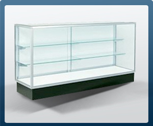 Glass Display Case Sale