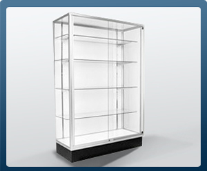 Trophy Case Cabinets