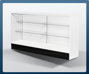 Glass display cases jewelry showcases retail wall display case sale glass display case sale retail display cases solutioingenieria Image collections